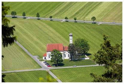 Patterns in the landscape. Schwangau, Bavaria. 5D Mark III   100-400mm f4.5-5.6L IS II