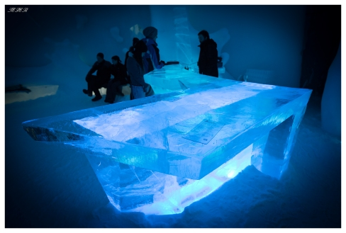 Ice Bar Counter | 5D Mark III | 16-35mm 2.8L