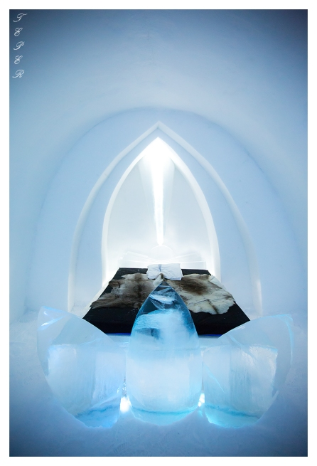 Ice Hotel | 5D Mark III | 16-35mm 2.8L