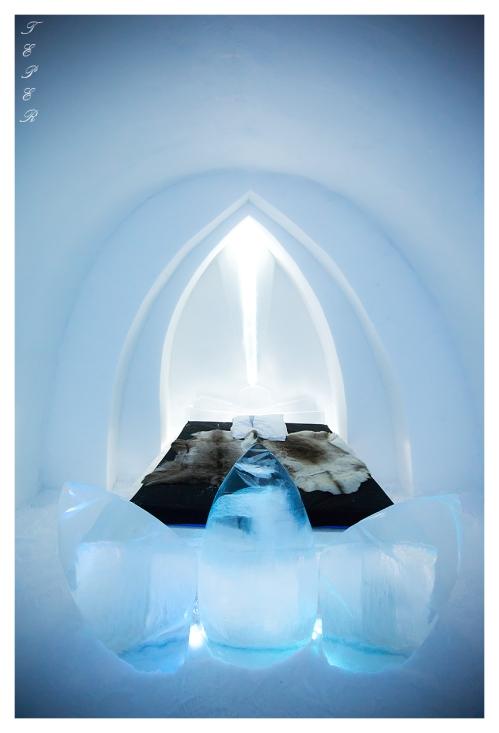 Ice Hotel | 5D Mark III | 16-35mm 2.8L