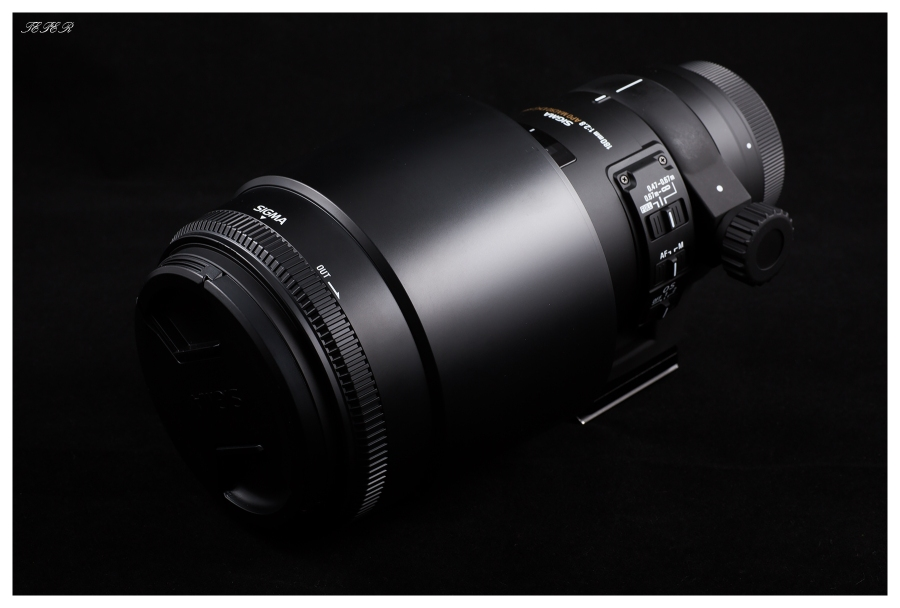 Sigma 180mm 2.8 APO Macro DG HSM OS