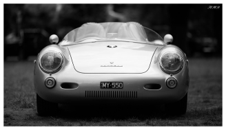 Porsche. 5D Mark III | 135mm f2L