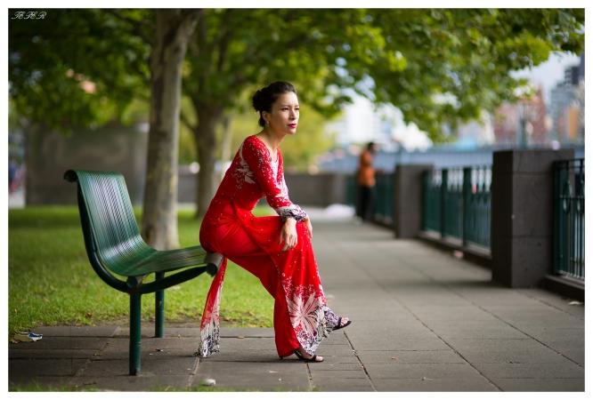 Portrait at South Bank