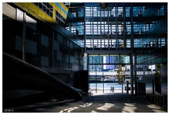 Trendy Docklands | 5D Mark III | 50mm 1.4 Art