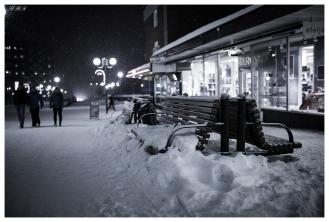 Downtown Kiruna   5D Mark III   35mm 1.4