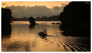 Ha Long Bay | 40D | 24-70mm 2.8