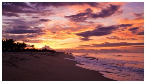 Hoi An sunset | 40D | 24-70mm 2.8