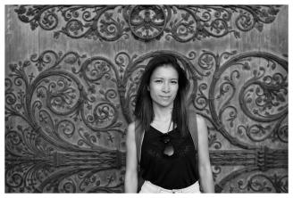 French portrait | 7D | 35mm 1.4