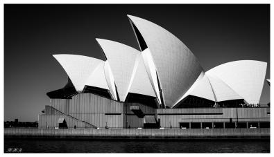 Sydney Opera House   400D   24-70mm 2.8