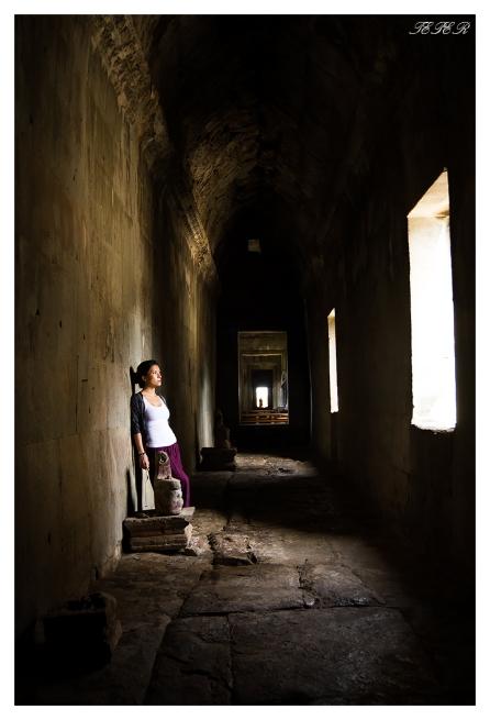 Angkor Hall | 7D | 16-35mm 2.8L II