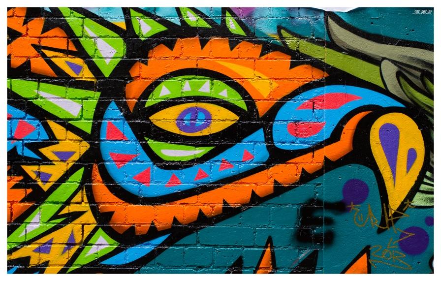 The eye. 7D   35mm 1.4 Art