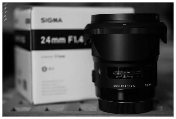 Sigma 24mm 1.4 Art