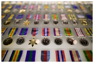 War medals, Anzac Day 2015, 5D Mark III | 24mm 1.4 Art