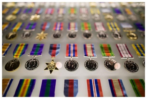 War medals, Anzac Day 2015, 5D Mark III   24mm 1.4 Art