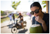 Enjoying the finer things, Hoi An. 5D3 | 35mm 1.4A | f1.4