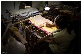 Hoi An handy craft. 5D3 | 35mm 1.4 Art | f1.4 | iso100