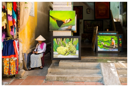 Hoi An. 5D3 | 50mm 1.4 Art | f2 | iso50