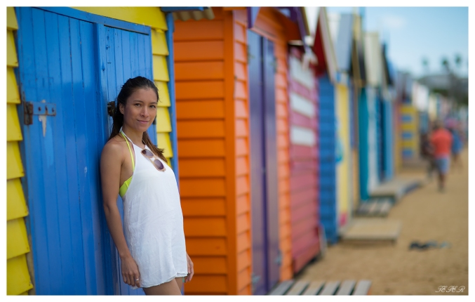 Brighton Beach VIC, 5D Mark III, 85mm 1.2L II