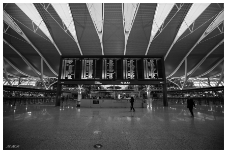 Pudong International Airport 5D Mark III | 16-35mm 2.8L II