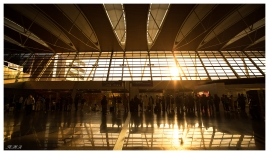 Pudong International Airport. Mark III | 16-35mm 2.8L II