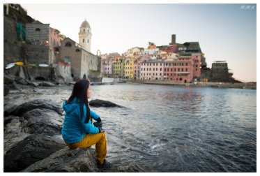 Vernazza, 5D Mark III | 24mm 1.4 Art