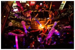 Night Life in Shanghai. 5D Mark III | 24mm 1.4 Art
