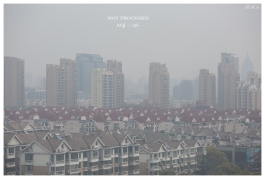 The air quality in Shanghai is not always that great... 5D Mark III   135mm f2L
