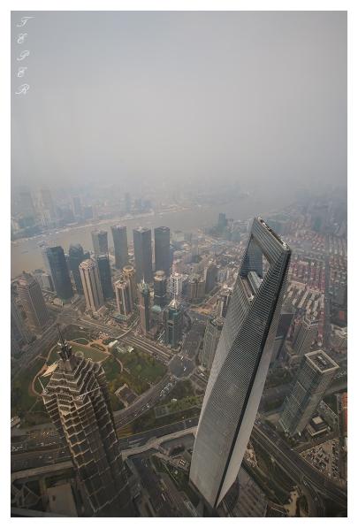 The bottle opener from Shanghai Tower. 5D Mark III   16-35mm 2.8L II