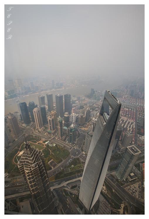 The bottle opener from Shanghai Tower. 5D Mark III | 16-35mm 2.8L II