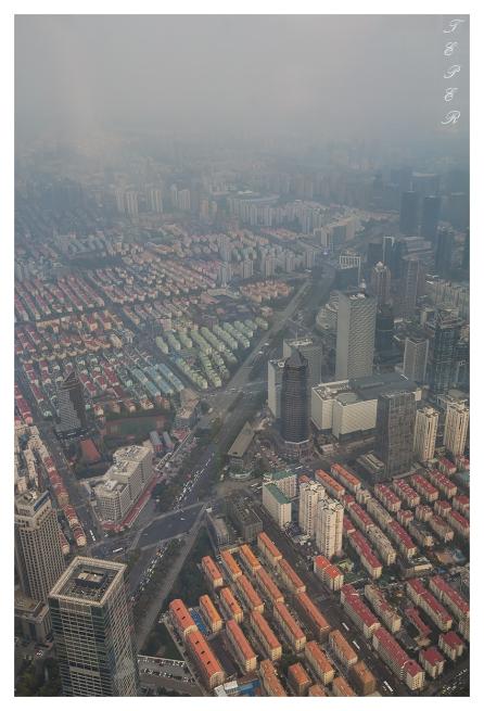 Shanghai Tower. 5D Mark III   16-35mm 2.8L II
