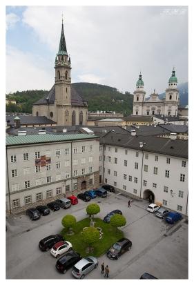 Salzburg courtyard. 5D Mark III   24mm 1.4 Art