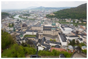 View of Salzburg from the fort. 5D Mark III | 24mm 1.4 Art