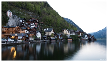 Hallstatt, Austria. 5D Mark III | 24mm 1.4 Art