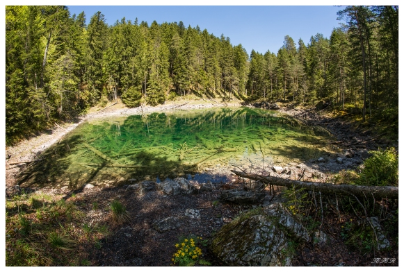 Eibsee, 5D Mark III | 12mm 2.8 Fisheye