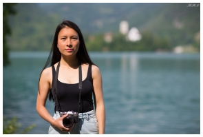 Vanessa in Slovenia, 5D Mark III | 85mm 1.2L II