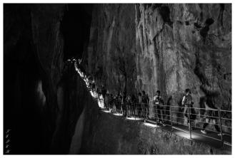 Škocjan Caves, Slovenia. 5D Mark III | 24mm 1.4 Art