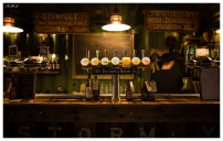 Time for a craft beer. Paper Island. 5D Mark III   35mm 1.4 Art