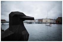 The impressive ply board gulls, Paper Island. 5D Mark III   35mm 1.4 Art
