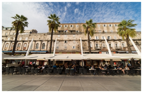 Split, Croatia. 5D Mark III | 14mm 2.8