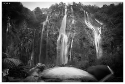 Plitvice Lakes National Park, G7X w/ waterproof case. Tripod.