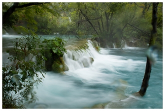 Plitvice Lakes National Park, G7X w/ waterproof case. Tripod.