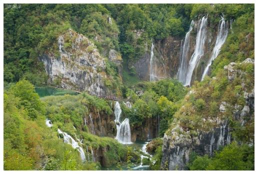 Plitvice Lakes National Park, G7X w/ waterproof case.
