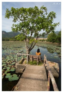 Nice place for a fish. Con Dao. 5D Mark III | 24mm 1.4 Art