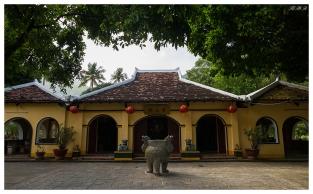 Local shrine. Con Dao. 5D Mark III   24mm 1.4 Art