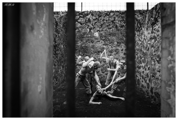 They would break arms and legs so that the prisoners could not scale the walls. Con Dao. 5D Mark III   24mm 1.4 Art