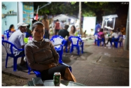 Waiting for dinner. Con Dao town. 5D Mark III | 35mm 1.4 Art