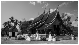 More temples, Laos. 5D Mark III | 24mm 1.4 Art