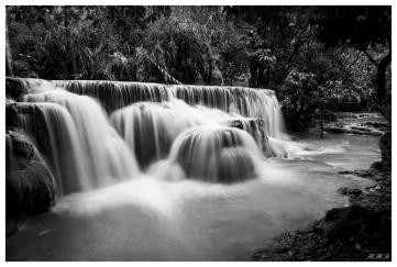 Kuang Si Falls, Laos. Canon G7X