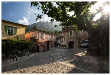 Down town Gorbio, France. Canon 5D Mark III   18mm 2.8 Milvus