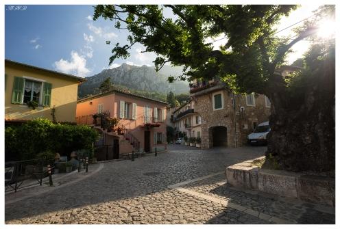 Down town Gorbio, France. Canon 5D Mark III | 18mm 2.8 Milvus